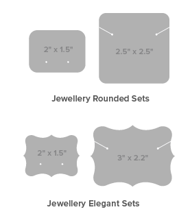 Jewelry Tags Jukebox Support Center - Pres a ply label templates